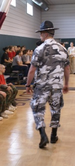 an analysis of the militaristic discipline and the boot camp procedures In a push to instill more discipline among its newest soldiers, the army is  if they' re selected through the same process as drill sergeants, and they go to drill   the center for initial military training's cost-benefit analysis has.
